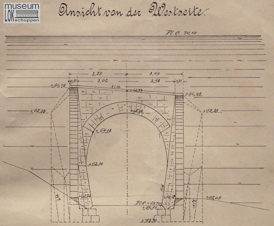 aus dem Bestand des Archives des Eisenbahn- und Heimatmuseum Erkrath-Hochdahl e.V. (EHEH)