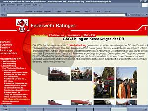 Bericht existiert nicht mehr unter www.feuerwehr-ratingen.de